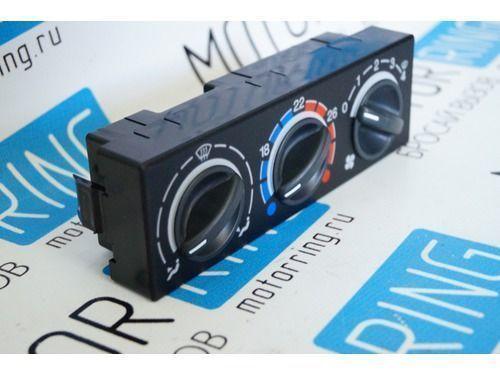 Блок управления отопителем старого образца (4 положения) на ВАЗ 2110-2112 с европанелью_1