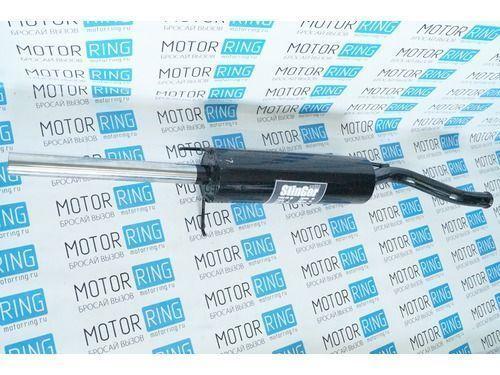 Глушитель прямоточный для ВАЗ 21099 без насадки для штатной установки_1
