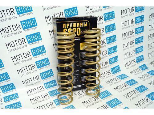 Пружины холодной навивки задней подвески Gold Progressive (переменный шаг) Лада Приора, Калина, Ваз 2110-12_1