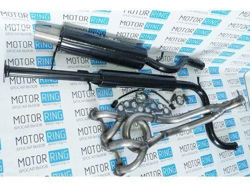 Выпускной комплект с глушителем для Лада Калина 8V, Subaru Sound Стингер