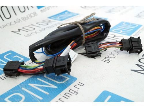 Жгут проводов для тягово-сцепного устройства (фаркопа) 0183 с еврофурнитурой для Шевроле Нива