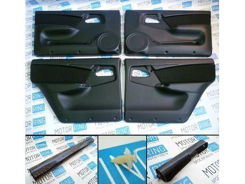 Комплект для замены обивок дверей «Люкс-3» с виброизоляцией для ВАЗ 2109-15_1
