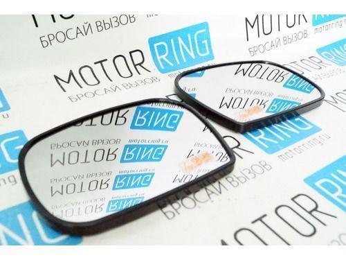 Комплект зеркальных элементов (стекол) для зеркал под ДААЗ с обогревом и нейтральным антибликом для Лада Нива 21214_1