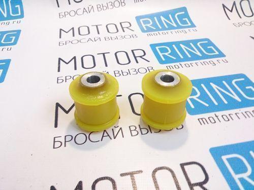Сайлентблоки заднего амортизатора желтые на ВАЗ 2108-21099, 2113-2115, 2110-2112 Лада Калина, Приора_1