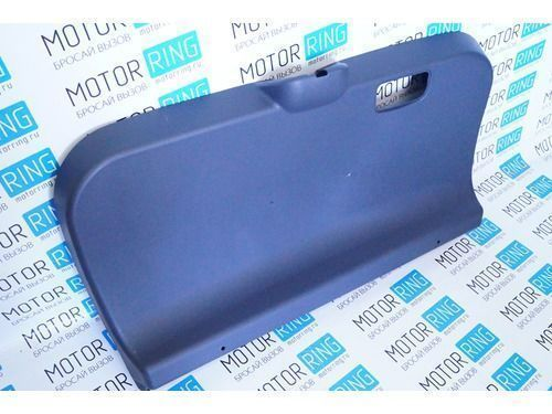 Пластиковая облицовка багажника Лада Приора универсал_1
