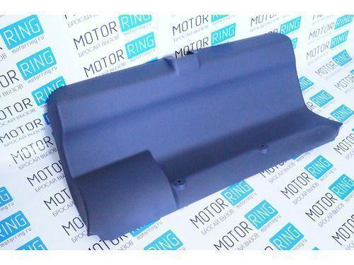 Пластиковая облицовка багажника для Лада Приора хэтчбек_1