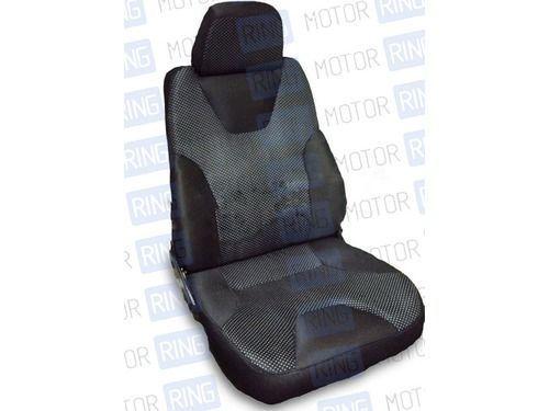 Комплект анатомических сидений VS «МПС» SAMARA для ВАЗ 2108-21099, 2113-2115_1