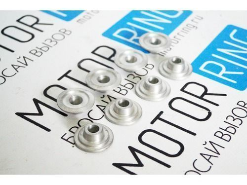 Облегченные тарелки клапанов, алюминий на ВАЗ 2101-2107 8 кл_1