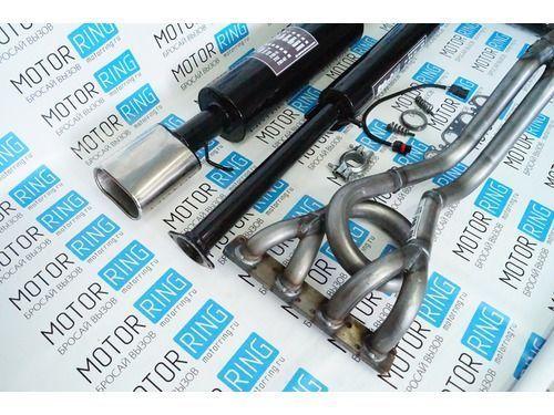 Выпускной комплект «Стингер Subaru Sound» с глушителем для Лада Приора 16V_1