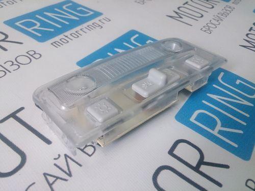 Передний плафон подсветки салона «Люкс» для Лада Приора