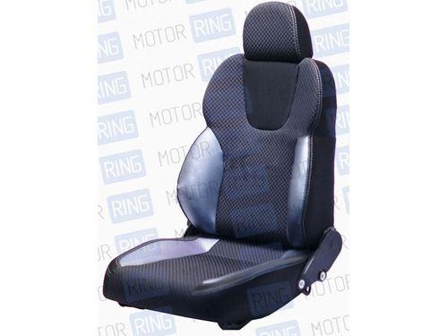 Комплект анатомических сидений VS «Альфа» для Шевроле Нива_1