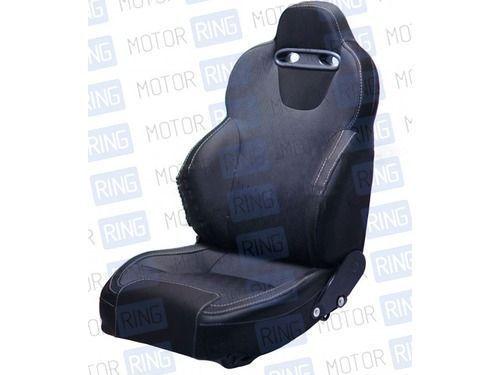 Комплект анатомических сидений VS «Кобра» для Шевроле Нива_1