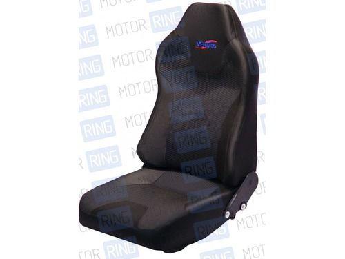 Комплект анатомических сидений VS «Карбон» для Шевроле Нива_1