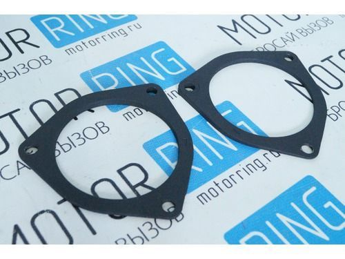 Проставки опоры для компенсации увеличенного угла кастора для ВАЗ 2108-15, 2110-12_1