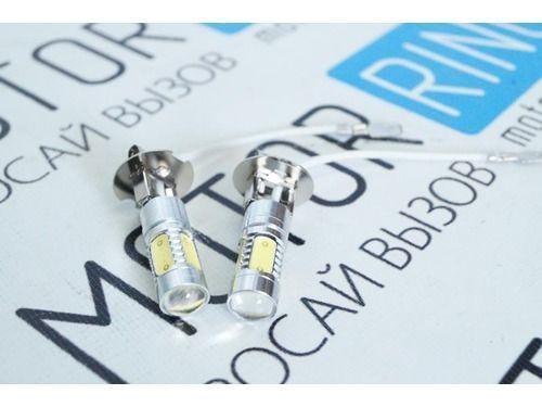 Светодиодные лампы в фары H3 7,5w 1074_1