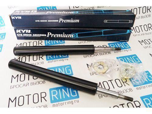 Оригинальные масляные передние патроны «KYB Premium» (Каяба) для ВАЗ 2108-15