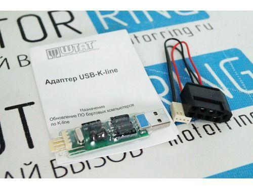 ШТАТ Адаптер USB-K-line _1
