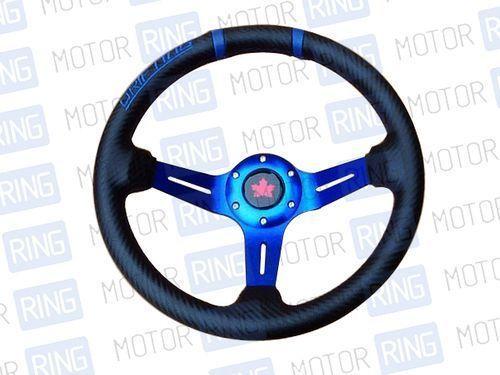 Спортивный руль R1 (4125) на автомобили ВАЗ_1