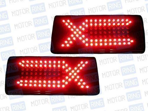 Задние фонари «XX» диодные для ВАЗ 2105, 2107_1