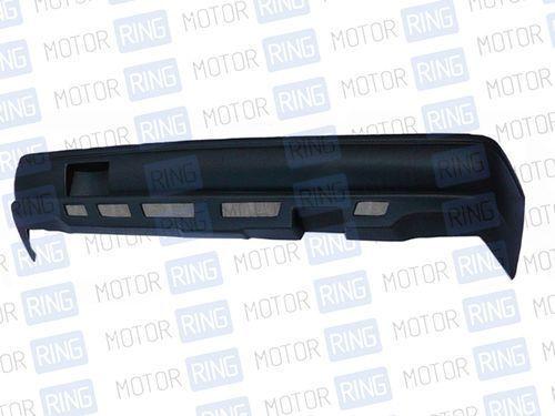 Задний бампер неокрашенный для ВАЗ 2101-03, 2106