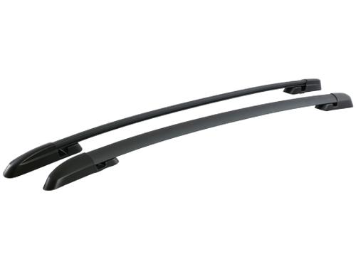 Рейлинги для Toyota RAV4 (IV), черные_1