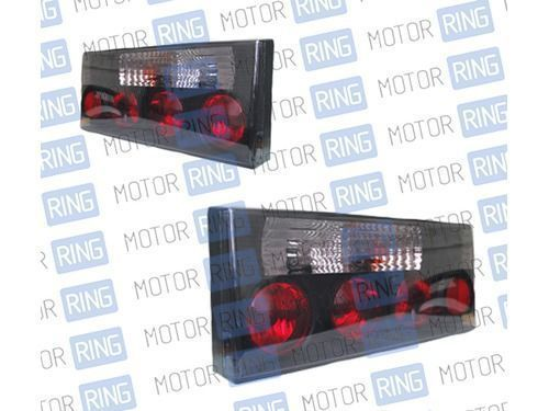 Задние фонари ProSport RS-01057 для ВАЗ 2108-14 тонированные, черные_1