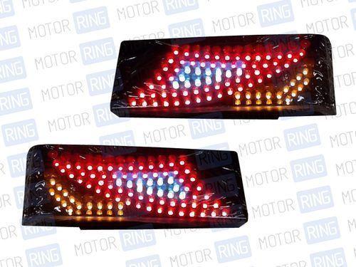Задние диодные фонари «Волна» 0013G для ВАЗ 2108-14_1