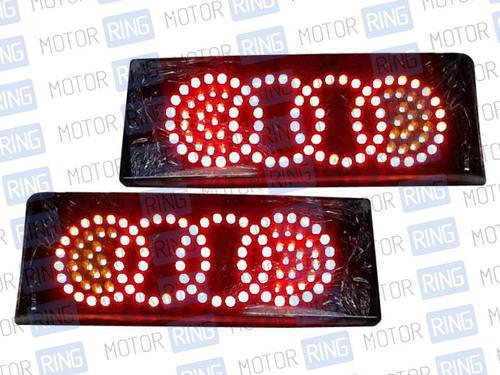Задние диодные фонари «кольца» 0013E для ВАЗ 2108-14