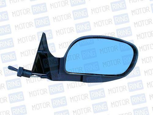 Боковое зеркало «Политех Волна» НТ-10г с голубым антибликом для ВАЗ 2110-12_1