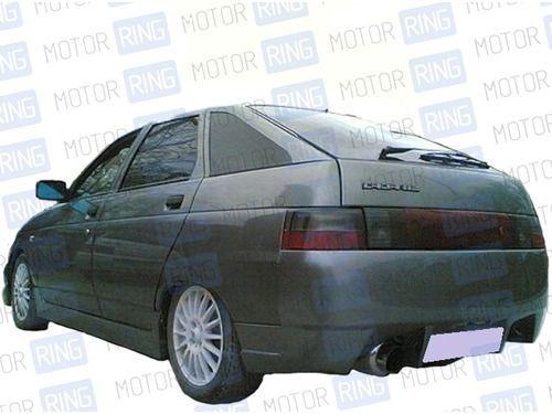 Задний бампер RS в цвет кузова для ВАЗ 2112_1