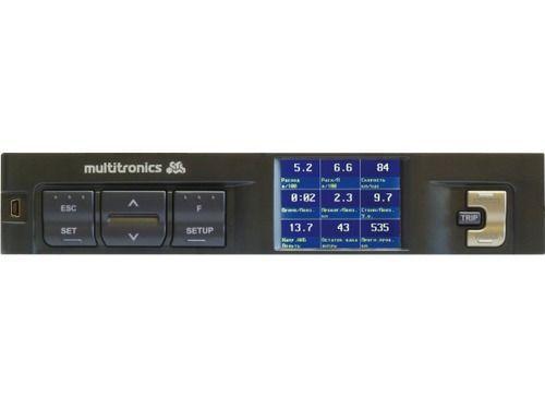 Бортовой компьютер Multitronics C340 для ВАЗ 2108-15