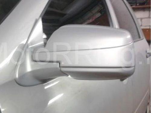 Накладки на зеркала Н/О2 в цвет кузова для Лада Калина, Калина 2, Гранта