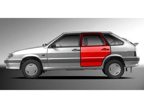 Задняя левая дверь в цвет кузова для ВАЗ 2114-15