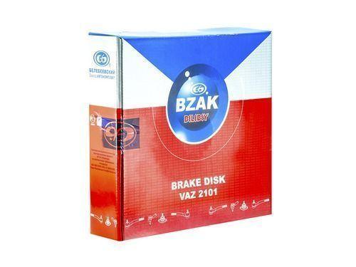 Передне тормозные диски БЗАК 2101 (невентелируемые)_1
