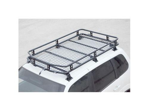 Багажник 0189 RS «Трофи» с сеткой для Шевроле Нива (рестайлинг)