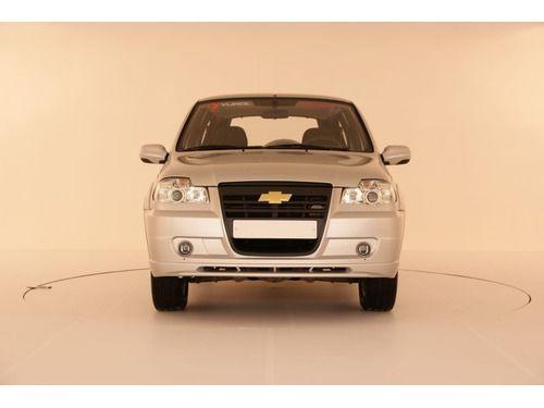 Передний бампер Pamir для Шевроле Нива в цвет автомобиля.