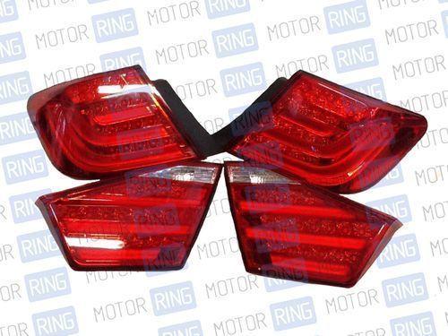 Задние фонари диодные для Toyota Camry