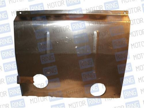 Защита картера двигателя алюминиевая 2,5 мм для ВАЗ 2108-15_1