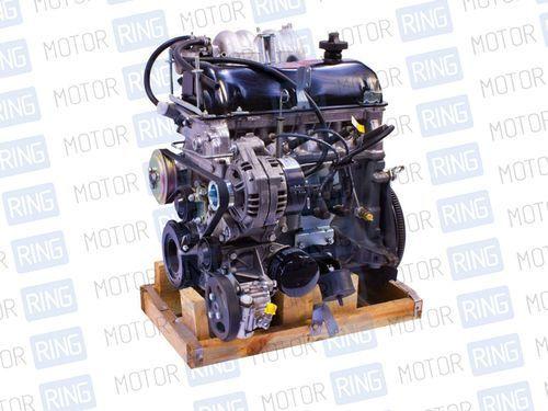 Двигатель ВАЗ 2123-1000260 в сборе для Лада 4х4, Шевроле Нива_1