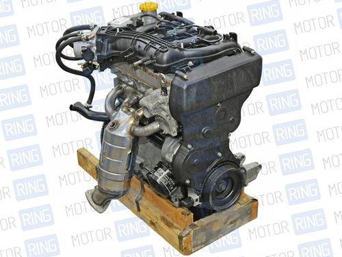 Двигатель ВАЗ 21124-100026080 в сборе для ВАЗ 2110-2112_1
