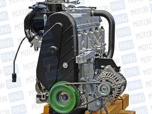 Двигатель ВАЗ 21114-100026080 в сборе для Лада Калина, ВАЗ 2108-15, 2110-12_1