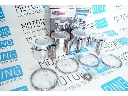 Комплект поршней 82,0мм с пальцами и кольцами ТДМК для двигателя 21213_1
