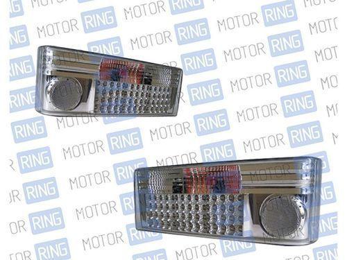 Задние фонари ProSport RS-02019 для ВАЗ 2108-14 диодные, хром_1