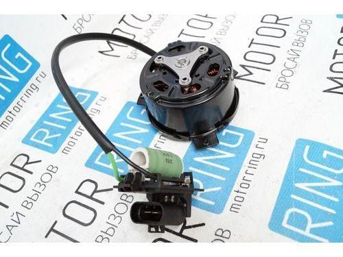 Мотор вентилятора «BOSCH» 3137230263(526) под кондиционер системы KEIDAK,в сборе с реостатом для Лада Калина 2