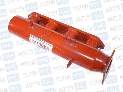 Ресивер «Stinger» спорт 16V Турбо 2L на коротких рогах под дроссель ВАЗ для ВАЗ 2108-15, 2110-12_1