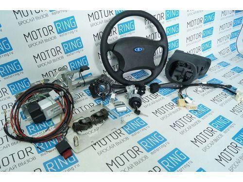Электроусилитель руля Калуга от Лада Приора с комплектом для установки на Лада 4х4 Нива инжектор_1