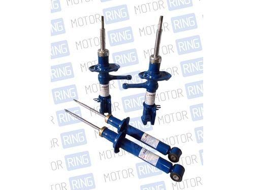 Комплект газомасляных стоек и амортизаторов «Razgon Tuning» -90мм для ВАЗ 2108-15