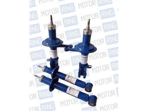 Комплект масляных стоек и амортизаторов «Razgon Tuning» -90мм для ВАЗ 2108-15