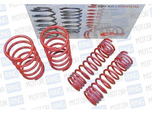 Комплект пружин Eibach Pro-Kit ВАЗ 2108-099, 2113-2115, 2110-2112 (занижение -30 мм.)_1