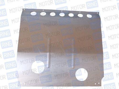 Защита картера двигателя алюминиевая 2,5 мм для ВАЗ 2110-12_1